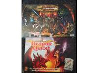 DUNGEONS AND DRAGONS GAMES