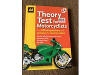 Theory Test For Motorcyclists Book