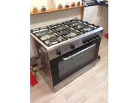 Baumatic 5 burner cooker