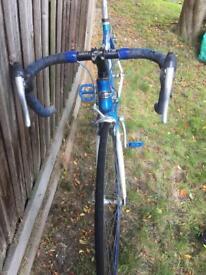 Saracen road bike size 51