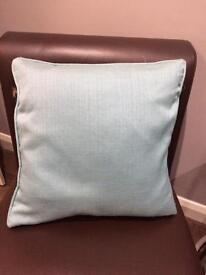 Duck feather cushions