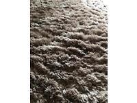High pile rug for sale.