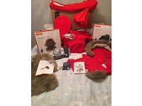 Red Stokke Xplory full package including extras