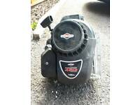 .Briggs and strattion Lawn mower spares repair engine only .