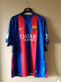 Mens Barcelona home shirt 2016/2017
