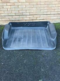 VOLVO V70 2008-2016 Load liner, Boot mat / tray