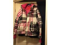 Women's O'Neill's ski jacket size large