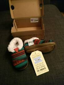 Tiny Toms Slippers
