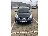 Nissan Note 1.6 16v N-TEC+ 5dr (12 - 15) - Automatic - MUST GO NOW!!! Moving out of the UK