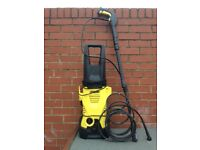 Karcher presure washer k2
