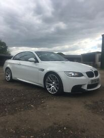 Bmw m3 convertible 2008 e93 with EDC competition pack extras