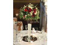 Venue dressing hire services