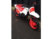Genuine Yamaha pw50 pw 50 kids peewee motorbike