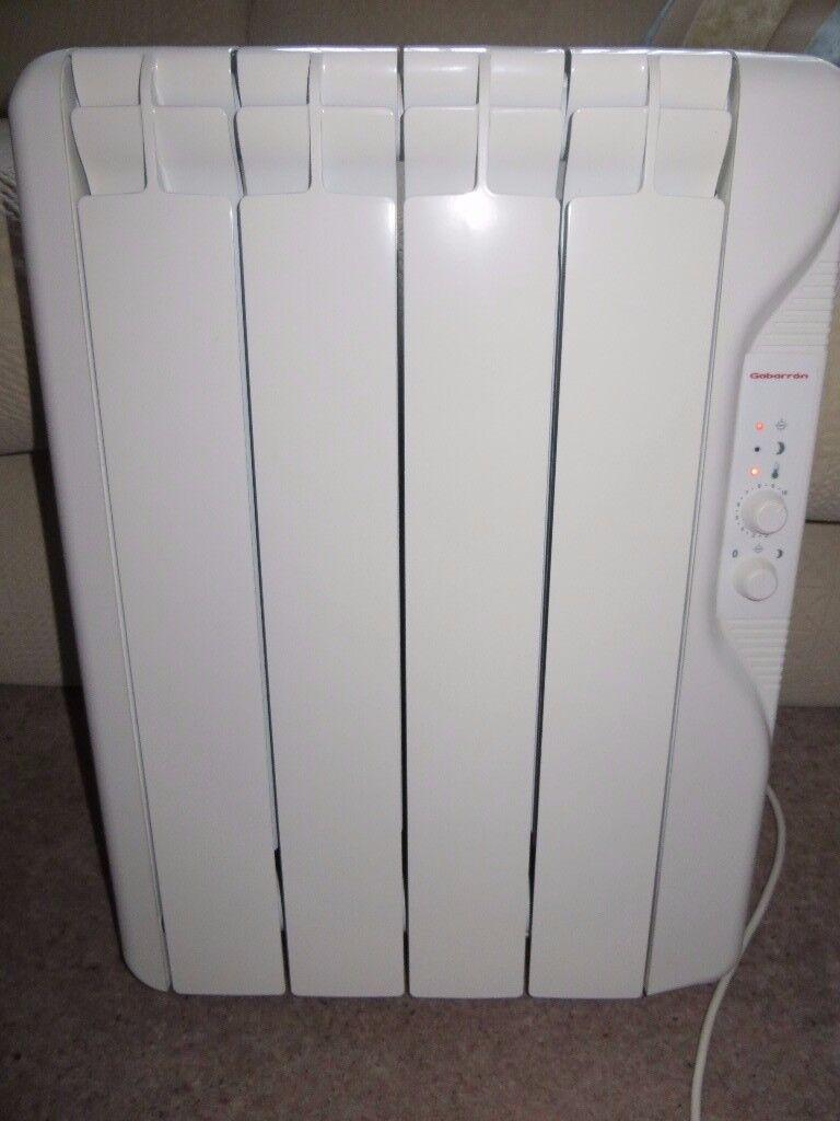 Gabarron Elnur Electric Wall Radiator RF4P. 500 watt 0.5kw
