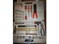 Tool kit boxed