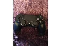 PS4 controller faulty