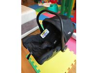 Baby car seat - Joie Juva Classic Group 0+ Black