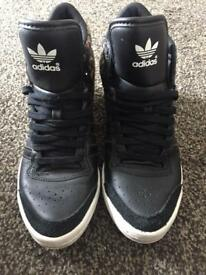 Ladies adidas trainers size 3