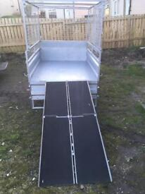 Trailer,trailor, 750kg,just been painted
