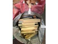 Fire wood large bags