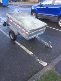Packing trailer