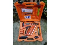 Paslode IM350+ PLUS Impulse Cordless First Fix Framing Nail Gun Gas Nailer