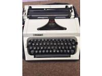 Erika typewriter vintage retro