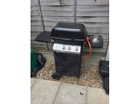 Nearly new barbeque