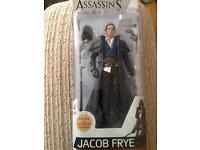 Sealed Assassins creed figures