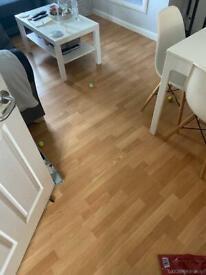 Laminate flooring