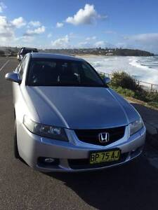 2004 HONDA ACCORD EURO LUXURY AUTO, NEW REGISTRATION 31/08/17 Manly Vale Manly Area Preview