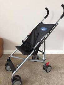 Baby stroller, travel stroller as new