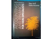 Ninth Edition Accounting and Finance for Non-specialists by Peter Atrill and Eddie McLaney