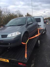 Scrap cars Essex