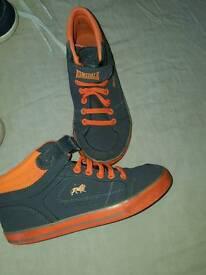 Boys Lonsdale shoes size 13