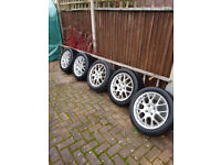 Alloy Wheels For Mg Zr/ Rover 200/400