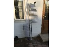 Chrome towel rail for sale buyer to collect cash on collection