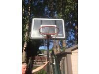 Full size basket ball net