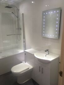 ONLY £1795!!! YES £1795!!! FULLY FITTED BATHROOM SUITE INCLUDING WET WALL PANELS PLUMBER JOINER