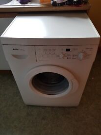 Bosch Exxcel 1400 Washing Machine