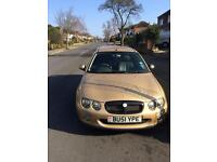 Rover 25 1.4 Impression S 2001 (51 plate) Gold