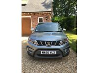 Immaculate Suzuki Vitara 2016 Rare Auto Petrol 1.4 Low Mileage Galatic Grey