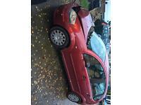 Citroen c3 front end damage