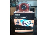DVR 783HD Vivitar Sports Camcorder