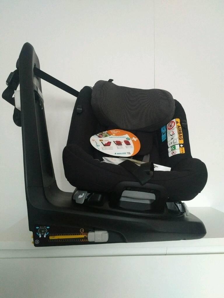 Maxi Cosi AxissFix I-size Rotating Car Seat RRP £300