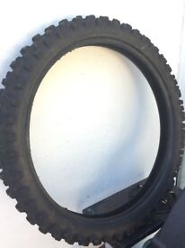 Moto X Off Road Front Tyre Dunlop
