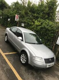 VW Passat 1.9 TDI 130 BHP highline low mileage golf Skoda