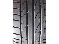 Bridgestone Tyres - 2 available
