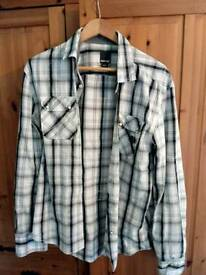 Men's shirts for sale.