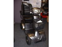 Sterling Sunrise S425 Mobility scooter 8mph Brand new 55a/h batteries 25miles Range